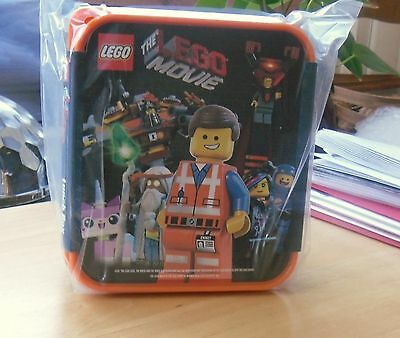 Lego The Movie Lunch Box - Great Stocking Filler