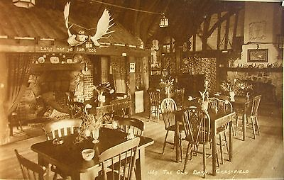 Inside The Old Barn Chestfield Kent Early Rp Pc