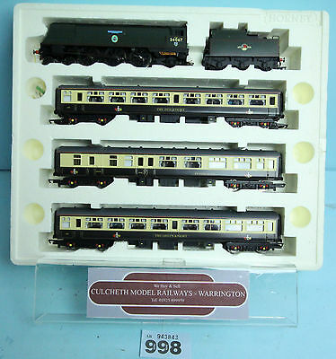 Hornby 'oo' Gauge R2308M 'the Excalibur Express' Train Pack Ltd. Ed. Boxed #998