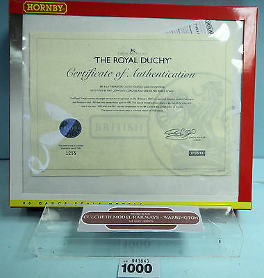 Hornby Oo' Gauge R2372M 'the Royal Duchy' Train Pack Limited Edition Boxed #1000