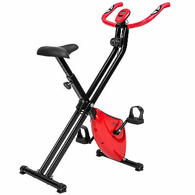Velo D Appartement Pliable Elliptique Ergometre Fitness Cardio Gym + Ordinateur