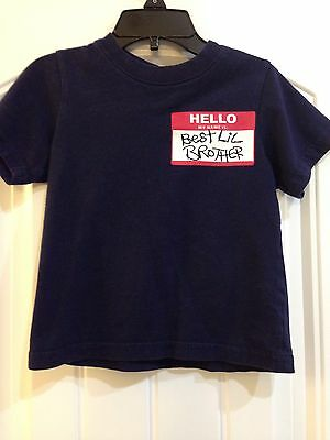 Toddler Boy Children's Place Top- Size 3t