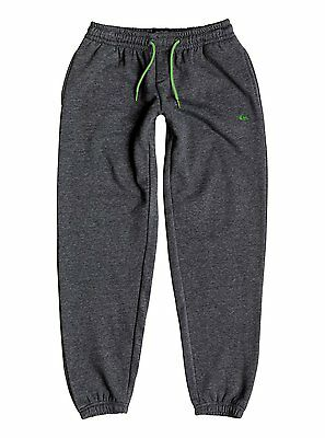 Quiksilver Everyday Boys Jogger Trousers in Black - On Sale Now