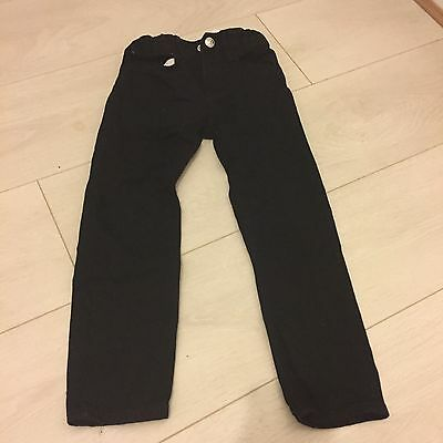 H&m Boys Jeans Black Age 3-4 Years 4 Years Worldwide Postage