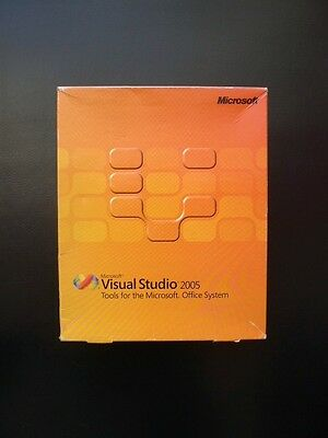 Microsoft Visual Studio 2005 Tools for the Microsoft Office System U74-00171