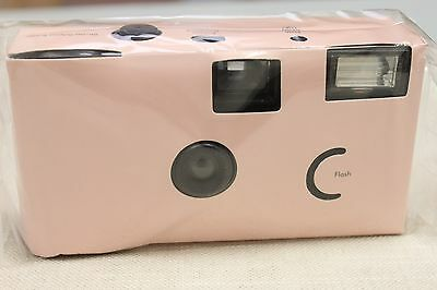 Light Pink Disposable Wedding Camera Light Pink Party Camera Single Use 10 Pack