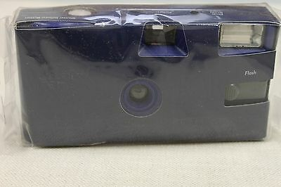 Navy Blue Disposable Wedding Camera Dark Blue Party Camera Single Use Pack of 10