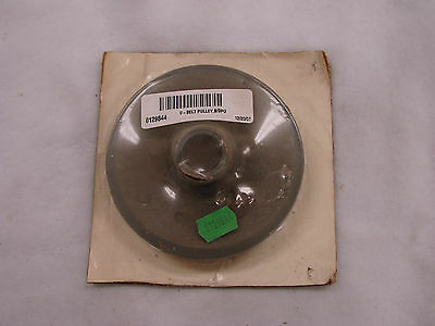 WACKER NEUSON V-Belt Pulley  0129844 **NEW**  OEM