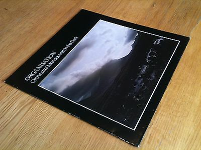 Orchestral Manoeuvres In The Dark - Organisation: 1986 Vinyl LP - EXCELLENT Cond