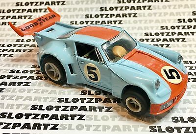 Matchbox Powertrack Speedtrack Gulf Porsche 911 Rsr - Brand New Unused