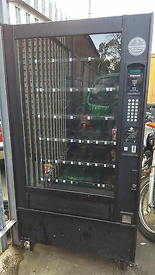 Polyvend chilled snack vending machine