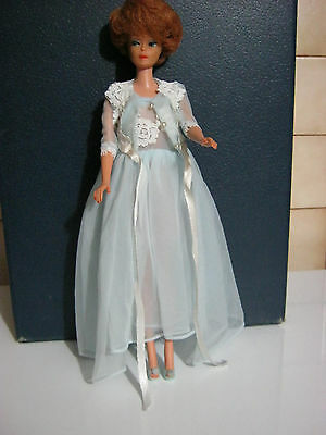 vintage  tenue sleeping pretty  1965   poupée  barbie  doll