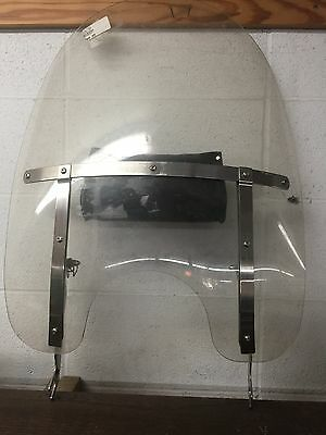Harley-Davidson Quick Release Compact Windshield