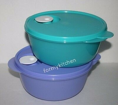 Tupperware Set Crystalwave Microwave Container 6 Cup New!!!