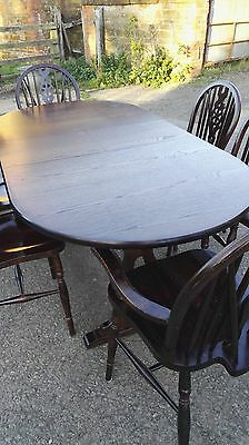Old Charm Dining Suite - Extending Table & 6 Chairs, Welsh Dresser & Corner Unit