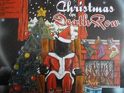 "Christmas On Death Row EP 12"" SEALED (Dogg Pound/Danny Boy/Nate Dogg)"