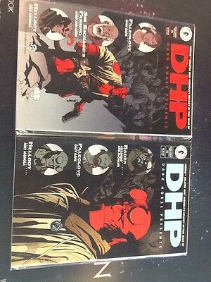 HELLBOY Dark Horse Comic Lot Mike Mignola Seed of Destruction BPRD (CBR149)
