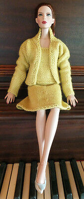 Tonner doll hand knit outfit