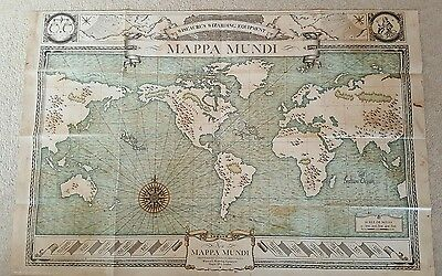 Fantastic Beasts and Where to Find Them Map