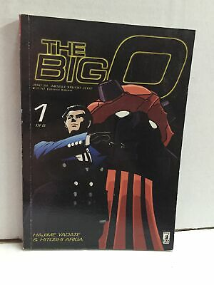 Fumetto Manga Star Comics THE BIG O 0 N. 1 Maggio 2002
