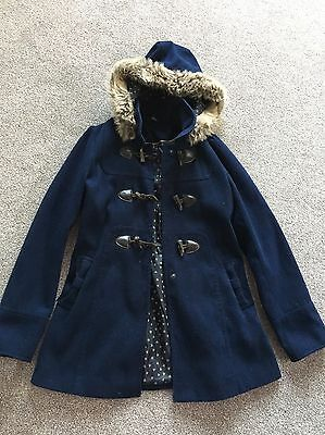 girls winter coat age 11-12