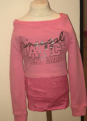Pineapple Girls Layer Top Age 7-8years