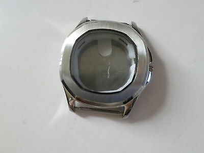 35mm Stainless Steel Watch Case for PP Aquanaut