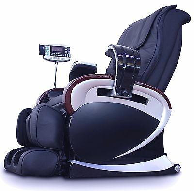 Performant High Quality Full Body Shiatsu Massage Chair European Union delivery