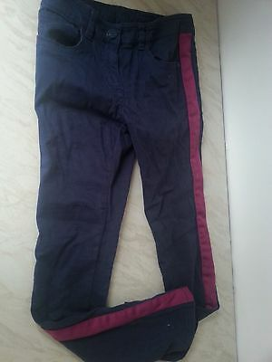 Girls Navy Trousers From Next Age 10 Years