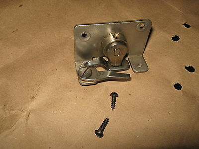 Vintage Singer Sewing Machine Knee Bar Control Switch Plate Simanco 194441