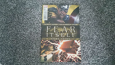 FEAR ITSELF #3 of 7 Cvr A (2011) MARVEL