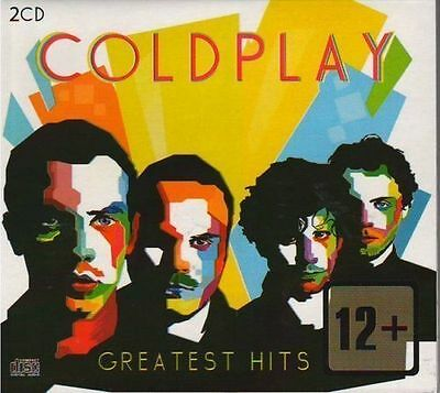 2 CD - COLDPLAY - Greatest Hits - 2CD - brand new
