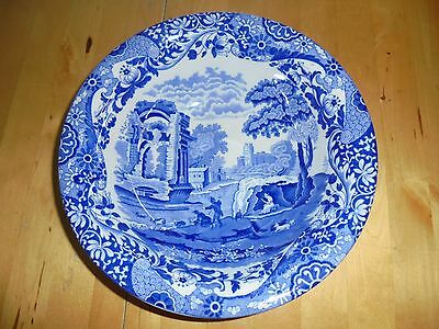 Copland Spode Blue Italian round serving bowl