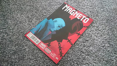 MAGNETO Vol.2 #4 (2014) ALL-NEW MARVEL NOW