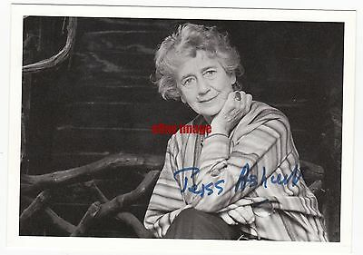 Stage and film actress Peggy Ashcroft. Signed photograph