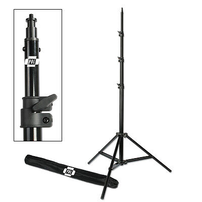 PBL 8ft Air Cushioned Photography Video Studio Lighting Stand