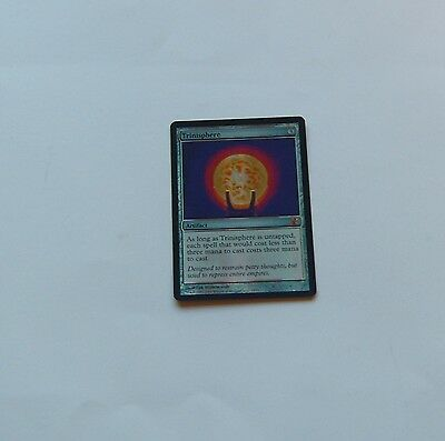 MTG Trinisphere Mythic FOIL From the Vault Exiled