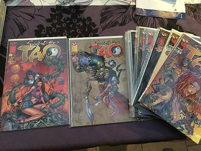 Spirit of Tao comics/15nrs(complete miniserie/never been read)