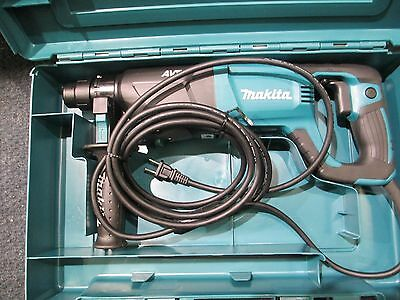 "NEW! Makita Hr2621 1"" Rotary Hammer ""d-handle"" Drill - FREE SHIPPING"