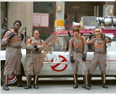 GHOSTBUSTERS   is a  8 BY 10 INCH AUTOGRAPHED PICTURE WITH A COA