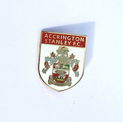 Accrington Stanley Football Club Pin Badge
