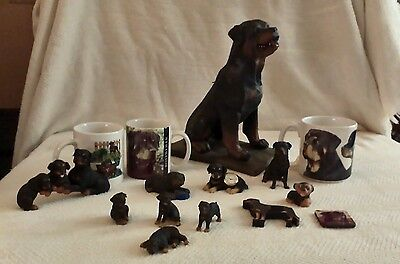 Rottweiler Collection - Lot of 15