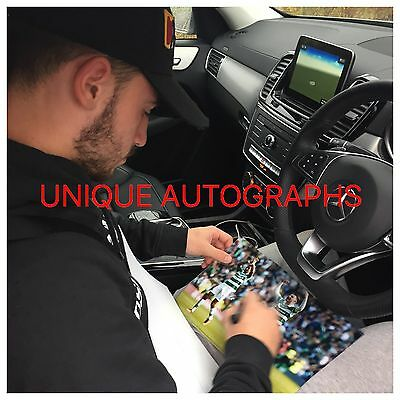 Patrick Roberts Personally Signed Photo, Celtic, Proof Shown, 3