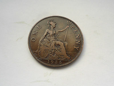 George V. Penny 1935 in Great Condition.