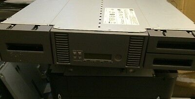 HP MSL2024 Autoloader chassis with 1 x Lto4 Ultrium1760 SAS Drive