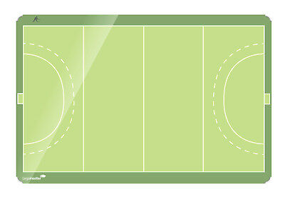 Legamaster ACCENTS Whiteboard - Hockey field, 40 x 60 cm