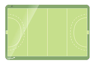 Legamaster ACCENTS Whiteboard - Hockey field, 60 x 90 cm