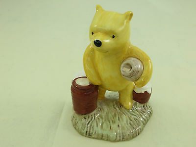 Royal Doulton Winnie the Pooh Counting the Honeypots  - WP 12