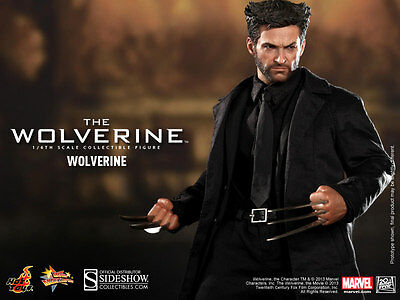 Hot Toys MMS220 The Wolverine 1/6 ( Hugh Jackman ) Collectible figurines