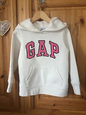 Girls. Gap Hooded Top... Age 4yrs
